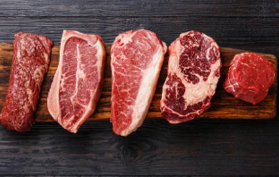trasporti carne appesa