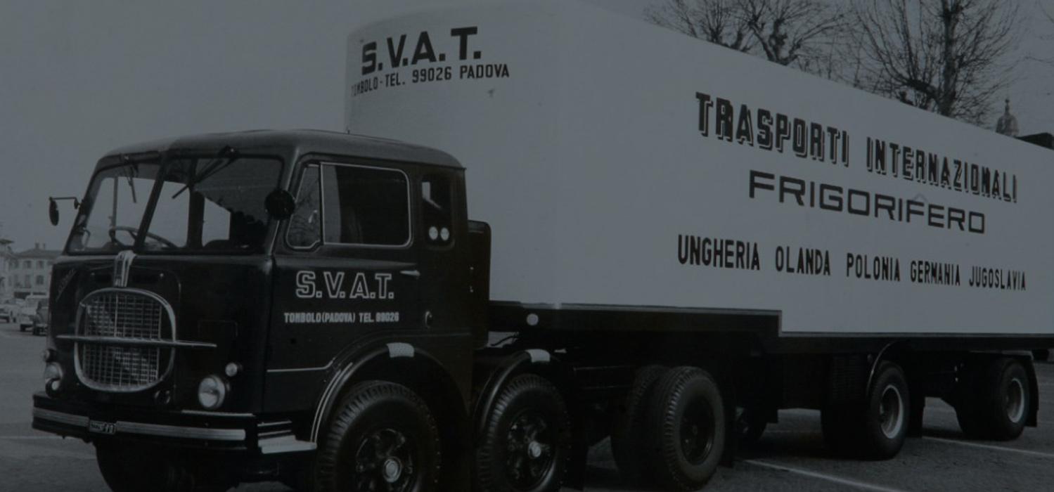 Trasporti internazionali surgelati