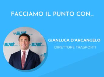 Gianluca D'arcangelo - Direttore Trasporti